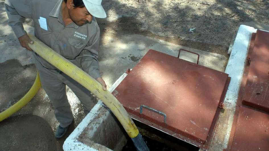 Santa Rosa: informe sostiene que el agua  en Catitas Vieja no es potable