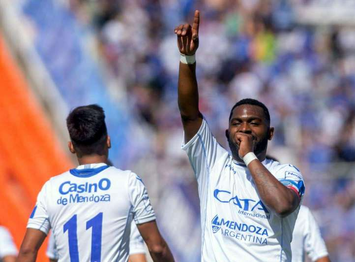"""""""Morro"""" García:  """"No es difícil que juegue la Copa"""""""