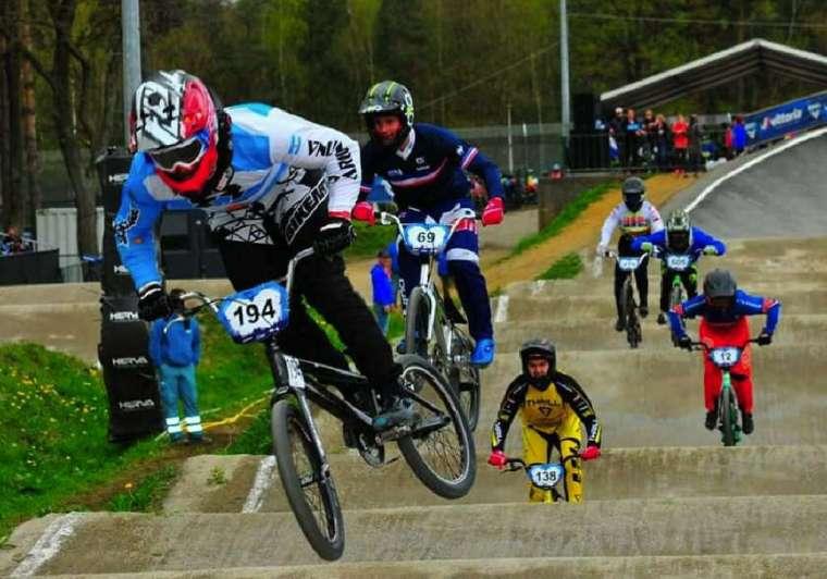 Federico Villegas fue sexto en Bélgica