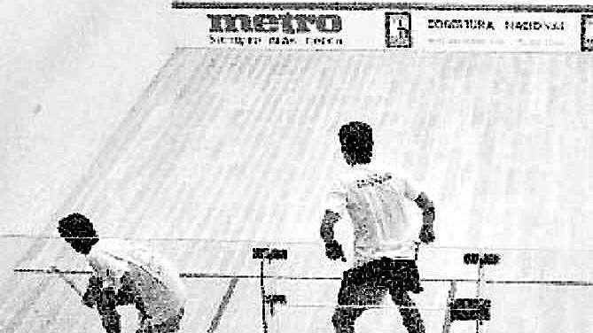 Un día como hoy de 1996. Fernando Mosso arrancó por la Copa Metro