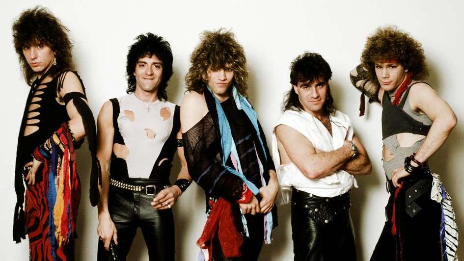 Bon Jovi y otros ídolos entraron al Salón de la Fama del Rock and Roll