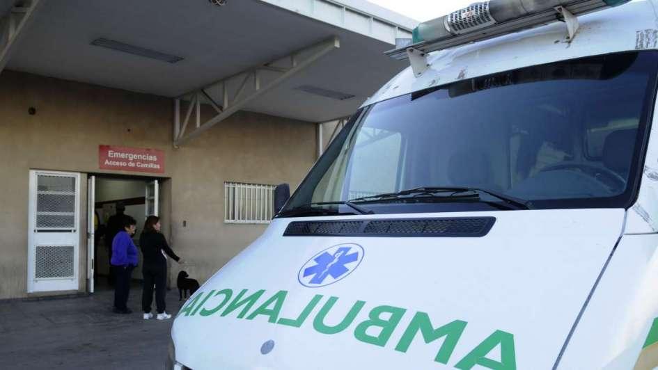 Una pareja llegó con su hijo de 1 año muerto al hospital de Tupungato y fue detenida