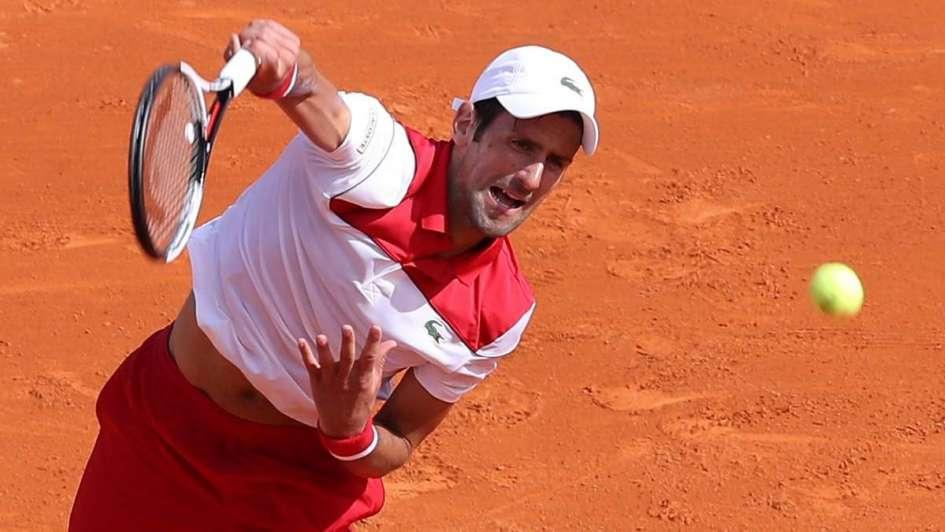 Contundente triunfo de Djokovic en Montecarlo