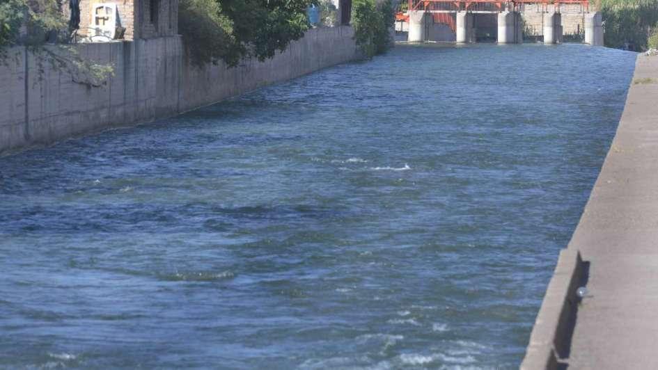 Un joven murió ahogado en el canal Cacique Guaymallén