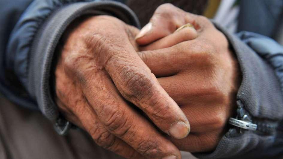 Unas 180 personas en situación de calle comen a diario en refugios