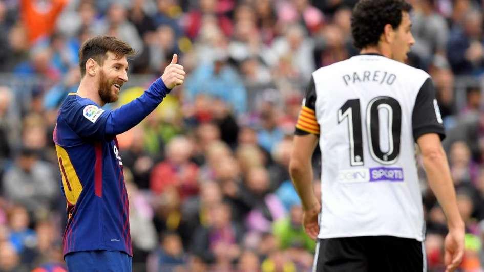 El DT del Barcelona le lleva tranquilidad a los hinchas argentinos por el estado de Messi