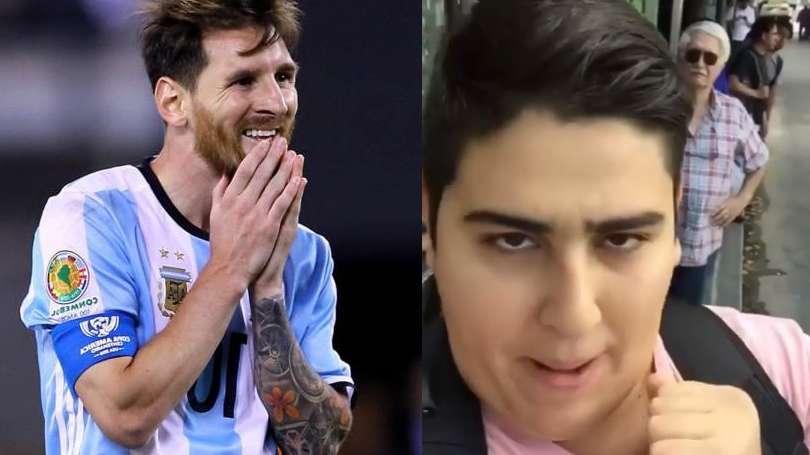 """Es viral: """"Traeme la copa Messi"""", el hit mundialista para motivar al 10 de la Selección"""