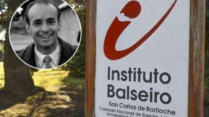Antonio Gentile egresó del instituto de ciencias ubicado en Bariloche.