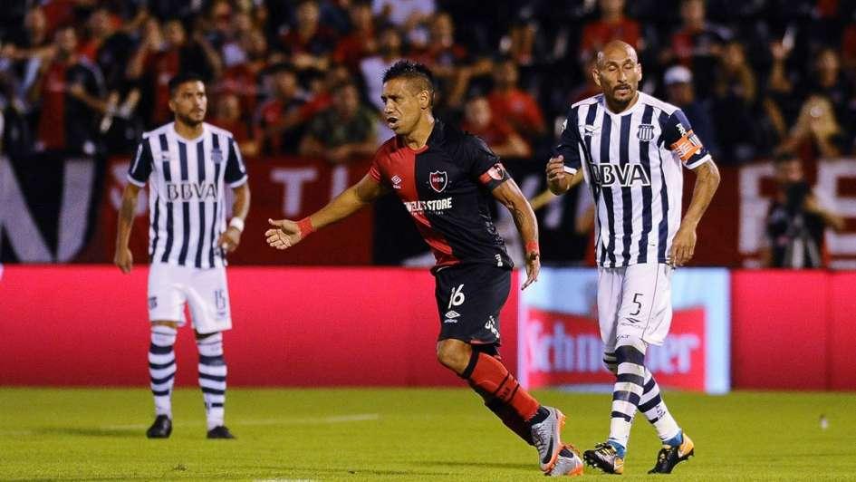 Newell's le ganó a Talleres y llega en ganador a enfrentar a Boca