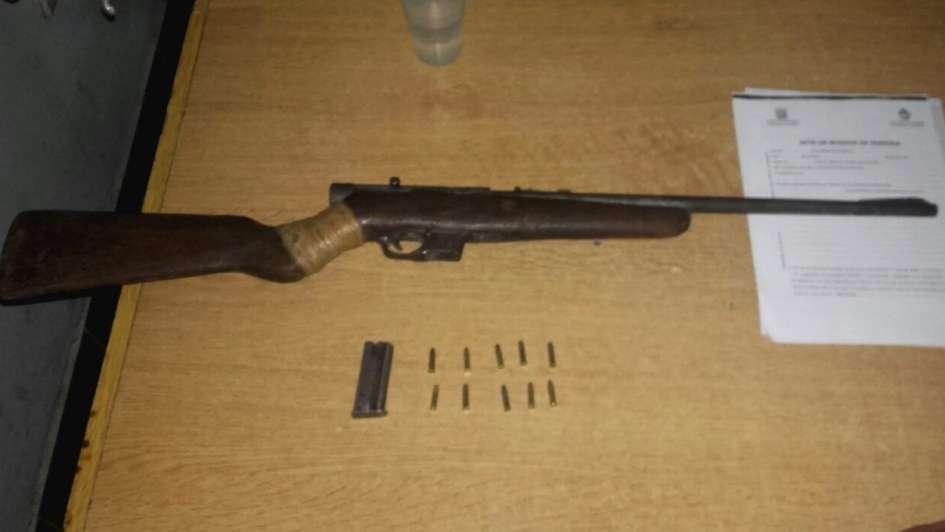 Matanza de liebres en Tupungato: detuvieron a 13 cazadores y secuestraron armas