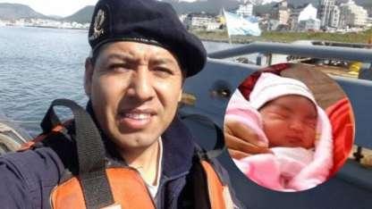 Ruth Gomez estaba embarazada de cuatro meses cuando se produjo la última comunicación con el submarino.