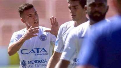 Verdugo llegó al Tomba hace 5 años proveniente de Deportivo Argentino de San Rafael.