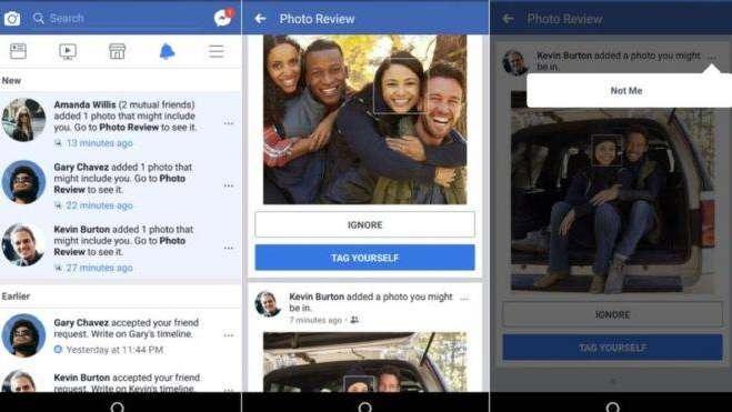 Facebook enfrenta una demanda por su herramienta de reconocimiento facial