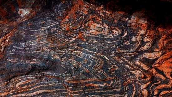Resultado de imagen de Las rocas más antiguas del mundo