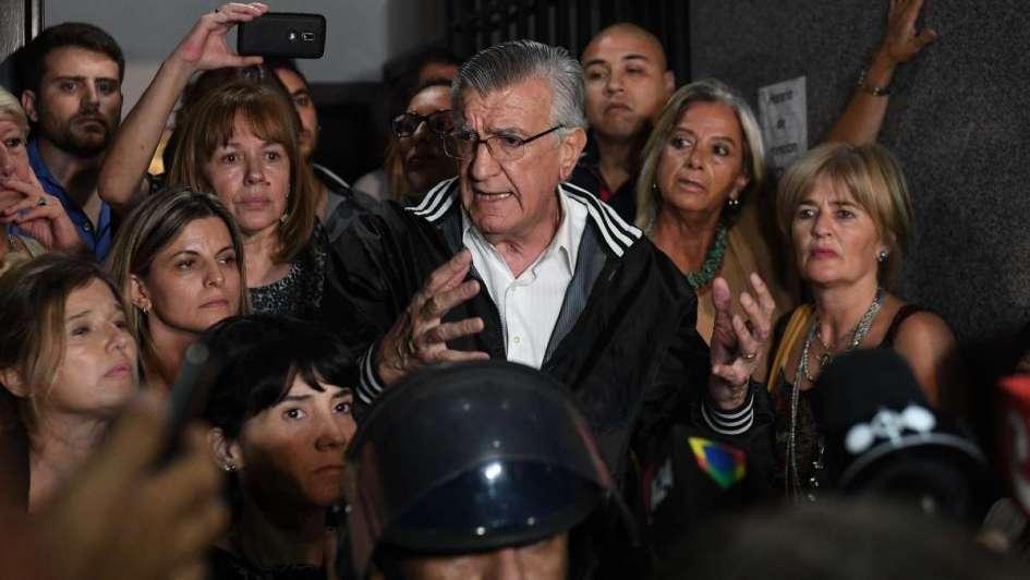 Servini aceptó la apelación, pero ratificó a Barrionuevo — Intervención del PJ