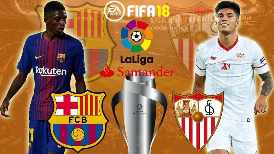 Sevilla vs Barcelona, Copa del Rey 2018 — Final en vivo