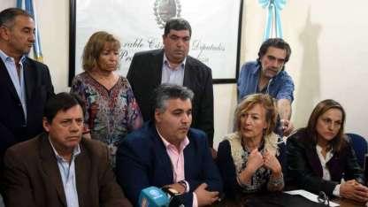 Díaz, Giacomelli, Galván, Segovia y Ramos.