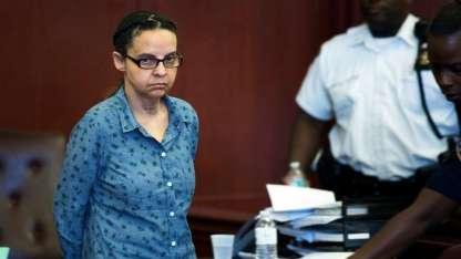 La acusada, hoy de 55 años, le asestó varias puñaladas a los chicos, de 2 y 6 años. / Archivo