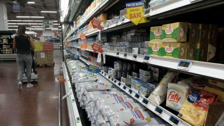 Las ventas en supermercados aumentaron un 1,5% en febrero