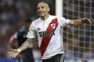 Pinola marcó el único gol del partido.