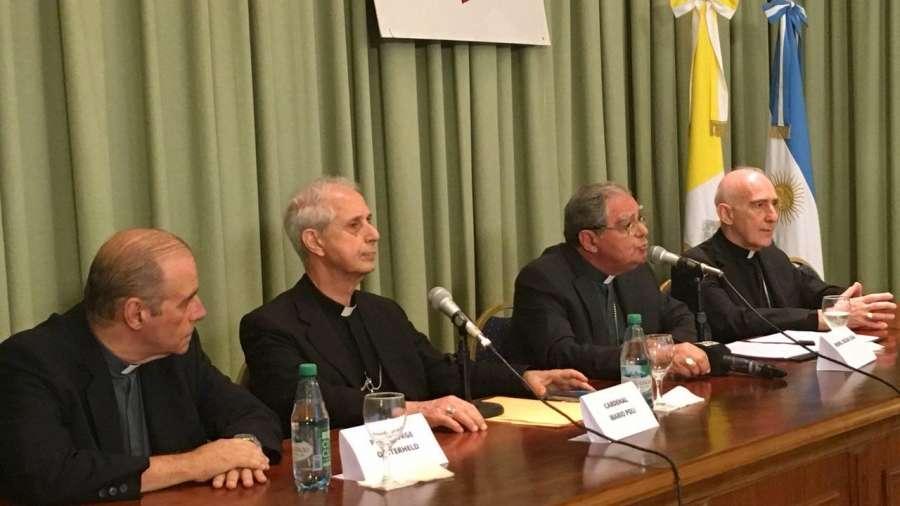 La Iglesia ratificó su postura en contra de la despenalización — Aborto
