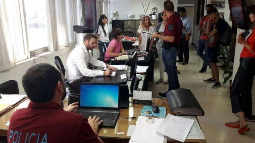 Nuevo allanamiento en River Plate — Abuso sexual