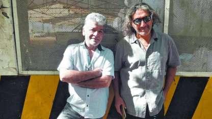 Gustavo Maturano y Sebastián Giunta le rendirán hoy tributo.