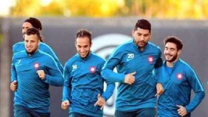 El equipo del Pampa Biaggio busca un lugar en la Libertadores.