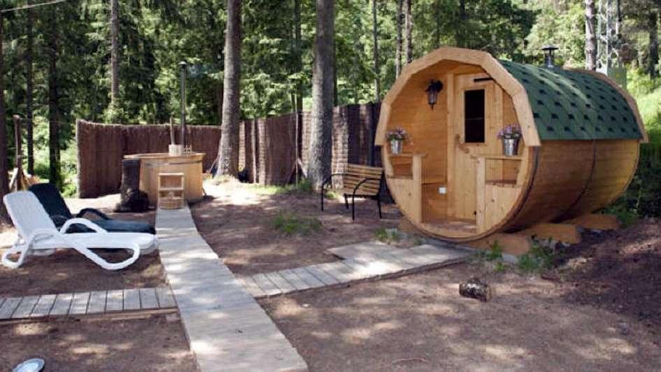 Alojamientos: además de cómodos deben ser ecológicos