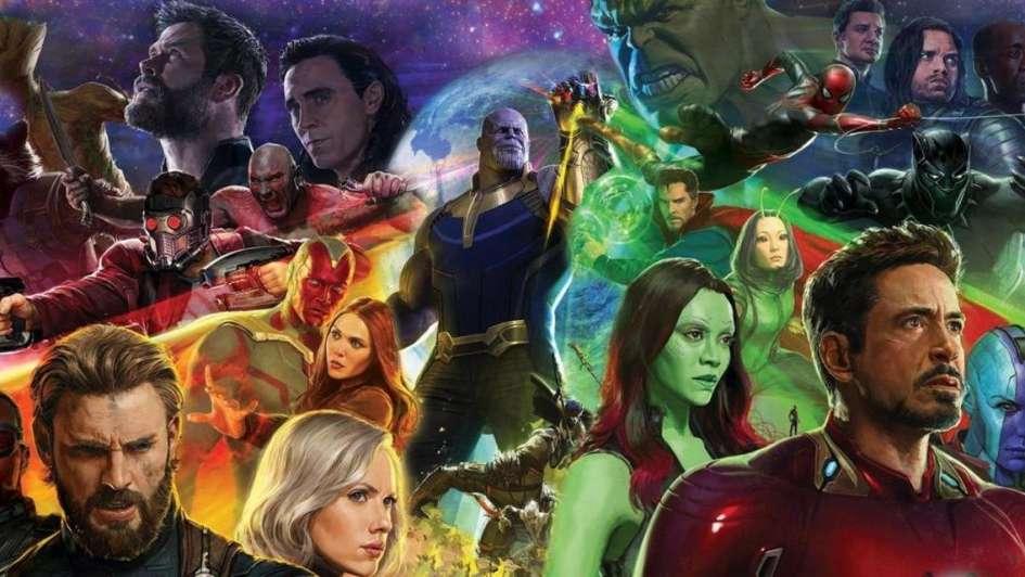 Resultado de imagen de los vengadores infinity war