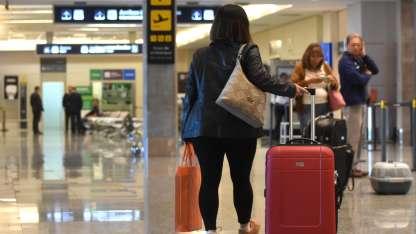 Algunos llegaron hasta Chile y tuvieron que regresar a Mendoza.