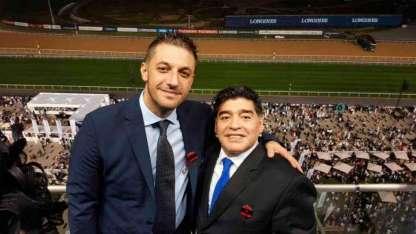 Morla es el abogado de Diego Maradona, quien también habría intervenido ante la FIFA.