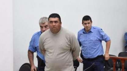 El condenado Héctor Aníbal Agüero