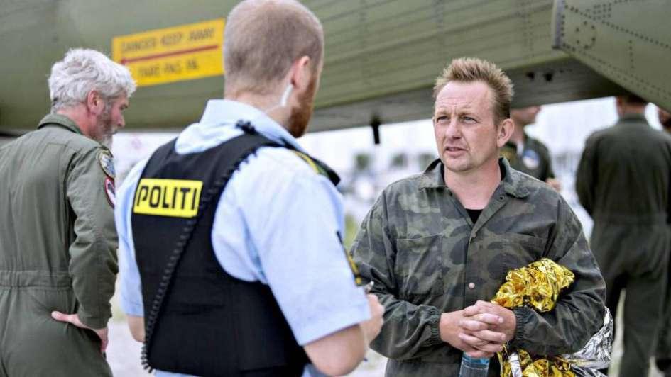 Cadena perpetua a danés que asesinó a periodista sueca en su submarino