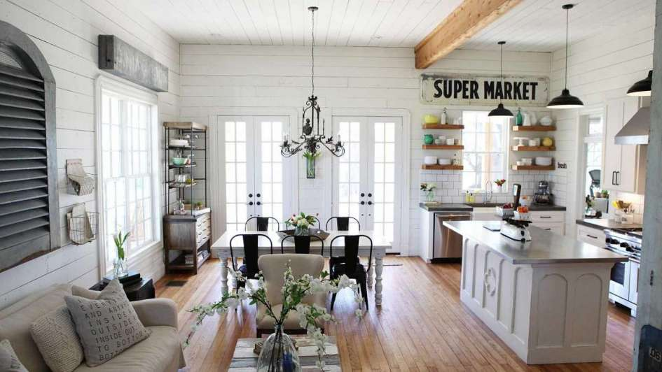 Tips Para Decorar Tu Casa Con Estilo Farmhouse - Decorar-con-estilo
