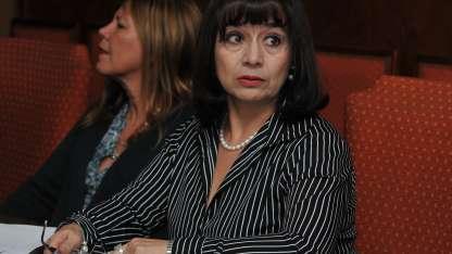 Emma Cunietti, a cargo de Educación Superior.