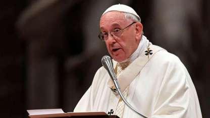 Francisco defendió con fuerza al obispo chileno Juan Barros y afirmó que estaba convencido de su inocencia.