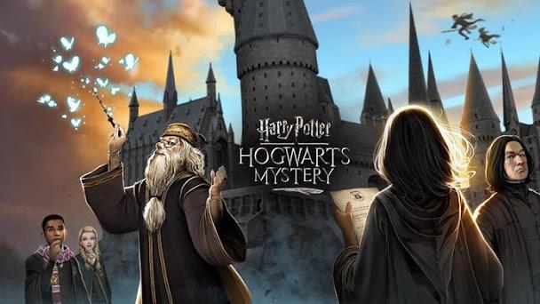 Hogwarts Mystery ya está disponible — Harry Potter
