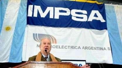 Enrique Pescarmona dejará la conducción de IMPSA.