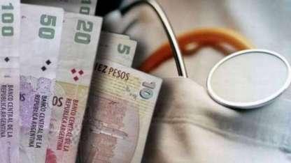 Las cuotas de medicina prepaga aumentaron 6% en julio.   Los Andes