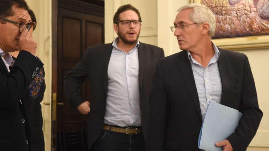 Legisladores K de Mendoza presentaron un proyecto contra el FMI y el endeudamiento
