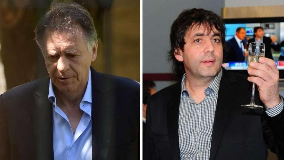 Se entregaron Cristóbal López y Fabián de Sousa: volverán a la cárcel