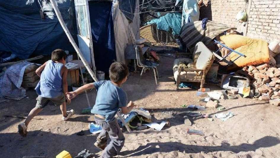 Resultado de imagen para uca pobreza infantil