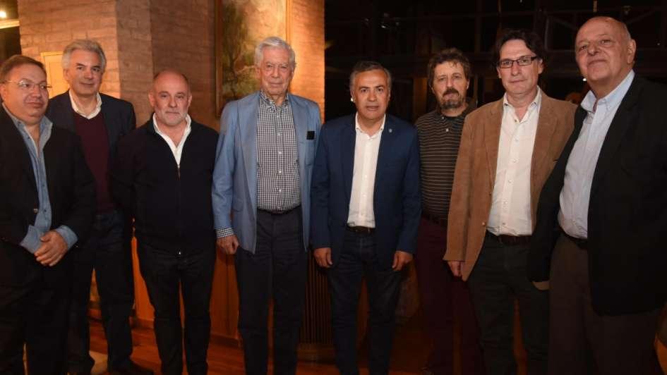 Mario Vargas Llosa criticó la ANC de Venezuela