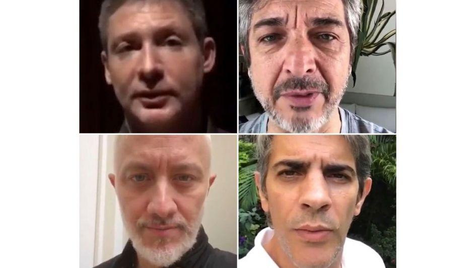 Grandes actores grabaron un video a favor de la legalización del aborto