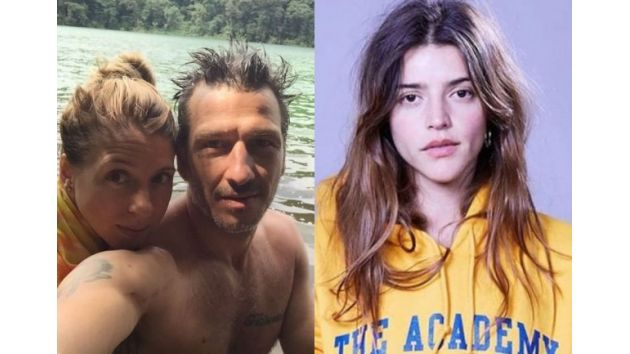 Florencia Bertotti le advierte a su marido sobre Calu Rivero