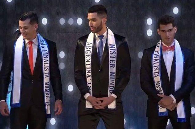 El hombre más lindo de Argentina es un tucumano de 23 años
