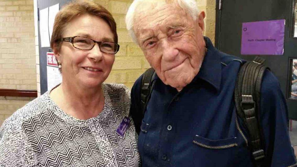 Un científico de 104 años viaja a Suiza para morir
