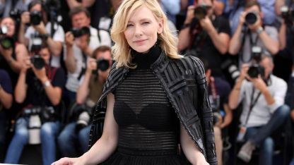 Cate Blanchett será la Presidenta del Jurado.