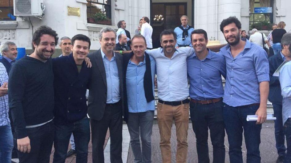 Agustín Calleri, nuevo presidente de la Asociación Argentina de Tenis